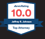 Jeff Johnson Avvo Score