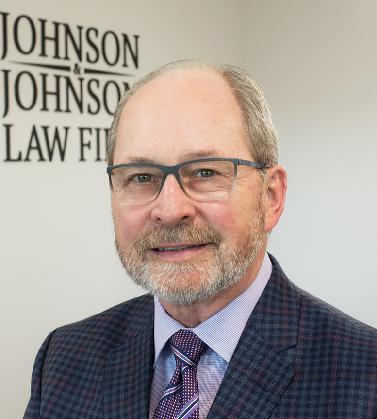 Dick Johnson Personal Injury lawyer - PERSONAL INJURY